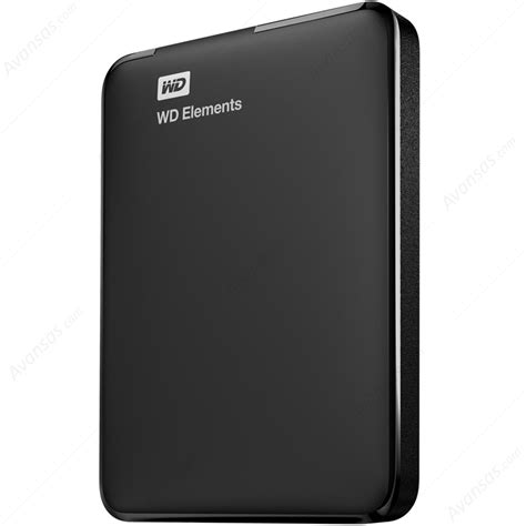 Wd Element 1tb 2 5 Usb 3 0 Hitam western digital elements ta蝓莖nabilir harddisk 1 tb 2 5