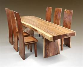 Kitchen Tables And Chairs Wood Indogemstone Solid Wood Chairs