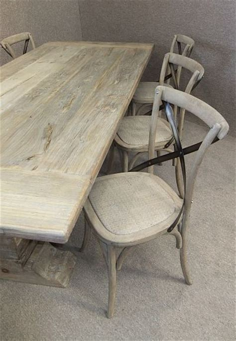 Grey Table And Chairs by Grey Wash Furniture Just Part Of Our New Range