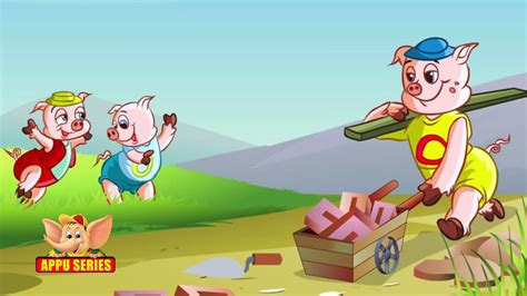 three stories the three little pigs a short story youtube