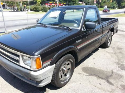 motor repair manual 1988 mazda b series parking system purchase used 1988 mazda b2200 base extended cab pickup 2 door 2 2l in marietta georgia united