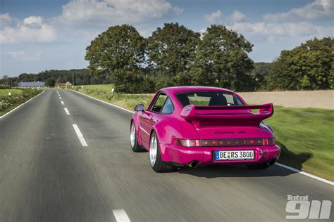 porsche 964 red seven photos that will make you wish your life contained a