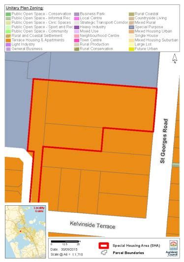 sgu housing housing accords and special housing areas auckland new december 2015 areas order