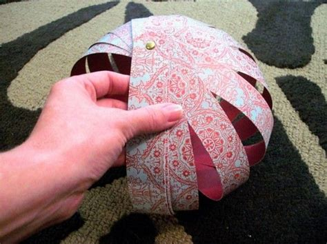 How To Make Easy Paper Lanterns - how to make paper lanterns
