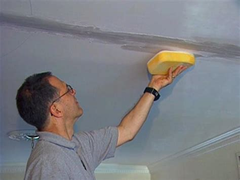 how to fix ceiling cracks how to cover a ceiling how tos diy