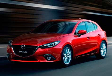 who manufactures mazda mazda 3 2014 review
