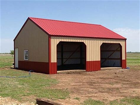 guide to get pole barn construction oklahoma