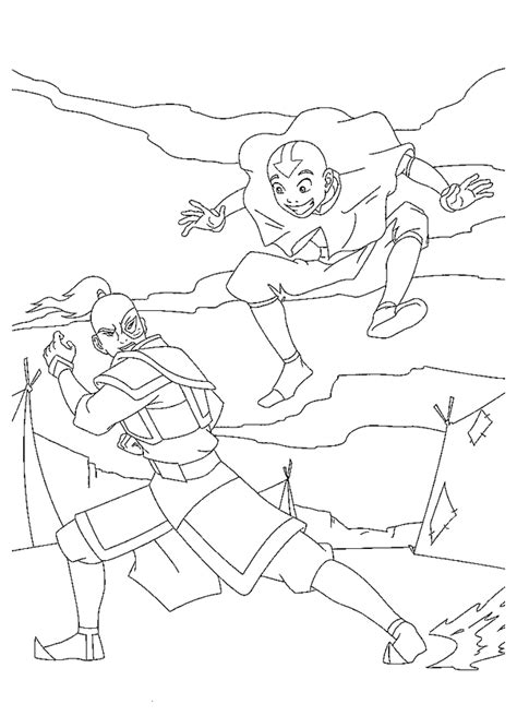 Avatar Coloring Pages Coloringpagesabc Com Avatar Coloring Pages