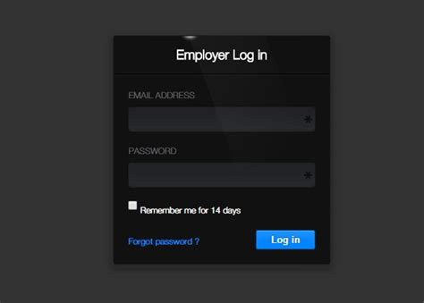 login form template html css login template css 29 remarkable html css login form