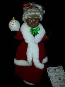 black mrs claus motionettes 29 99 picclick