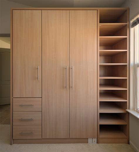 Oak Wardrobe Closet by Wardrobe In Umbrian Oak July 2011