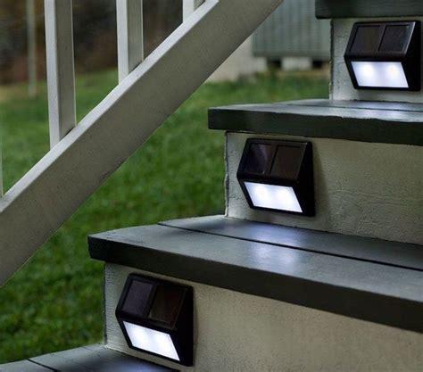 eclairage marche escalier exterieur 201 clairage ext 233 rieur solaire que la lumi 232 re soit