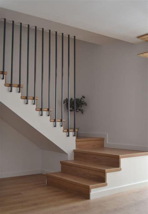 barandilla para escalera las 25 mejores ideas sobre escalera de hierro en