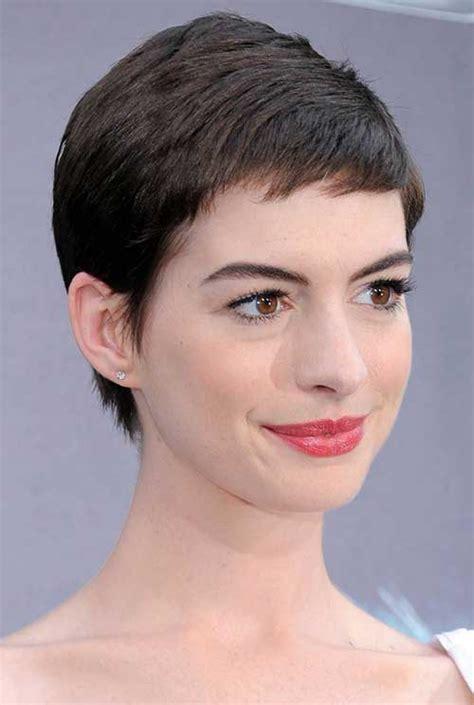anne hathaway short hair 360 view 20 best anne hathaway pixie cuts short hairstyles 2017