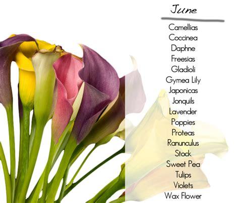 image gallery june flowers in season