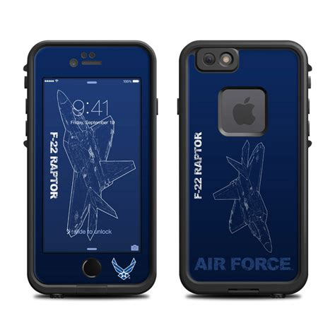 lifeproof iphone  fre case skin   raptor   air