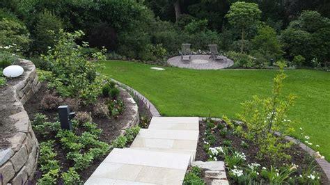 Treppenaufgang Außen Haus Garten by Referenzen Garten Und Landschaftsbau Gartenarchitektur