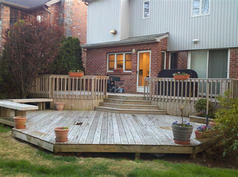 backyard decking ideas patio vs deck vs balcony home citizen