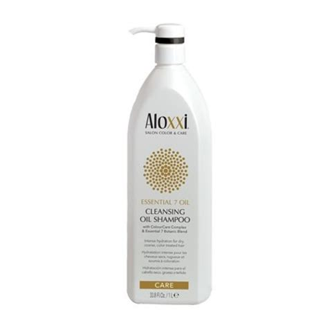 What Essential Oils Detox Hair by Aloxxi Essential 7 Cleansing Shoo 33 8 Oz