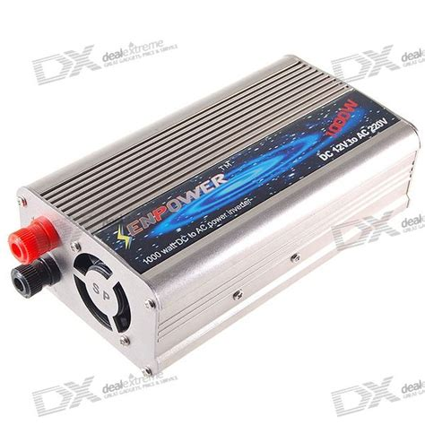 Power Inverter 1000w Dc 12v Ke Ac 220v Murah senpower 1000w car 12v dc to 220v ac power inverter