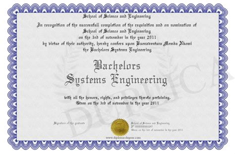 Bachelor S Degree In Mechanical Engineering With Mba Starting Salary by Bachelors Systems Engineering