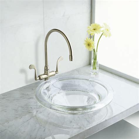 Kohler Glass Sinks artist editions 174 glass sinks by kohler design necessities