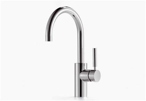 high low dornbracht vs grohe kitchen faucet by