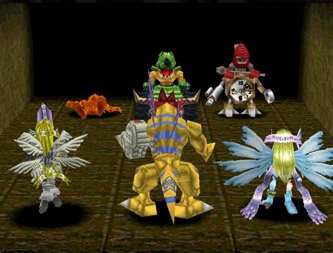 emuparadise digimon digimon world 2 u iso