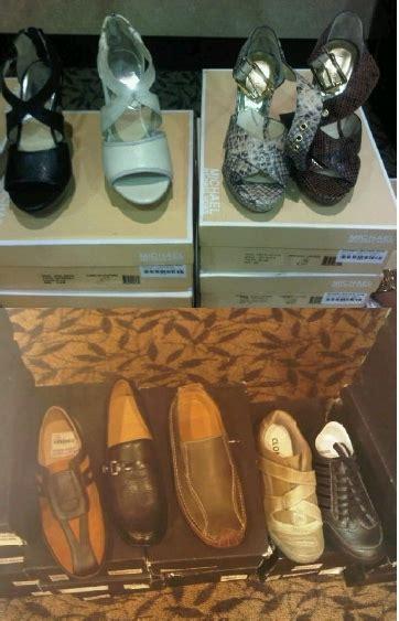 Diskon Besar Besaran Sandal Wedges Kayu berburu brand sepatu high end di bazar plaza indonesia