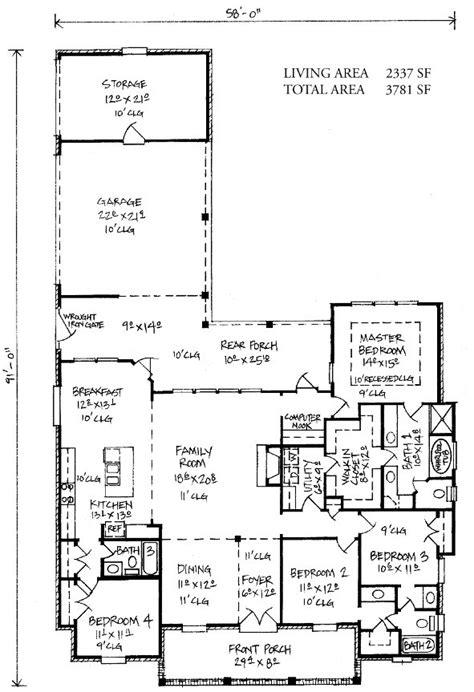country plans hammond louisiana house plans country french home plans