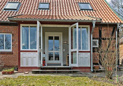 veranda fachwerkhaus bm arc kleine an umbauten