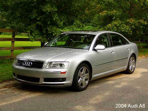 books on how cars work 2004 audi a8 engine control 2004 audi a8 l quattro road test carparts com