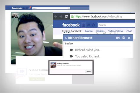 fb video call how to setup facebook video calling video chat not working