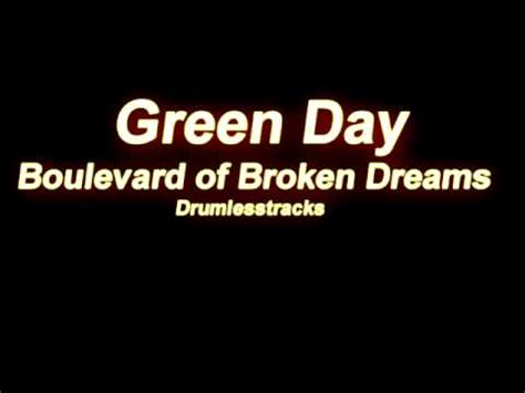 boulevard of broken dreams green day karoke 6 59 mb free download lagu green day boulevard of broken