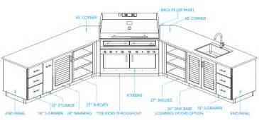 Outdoor kitchen designs amp plans