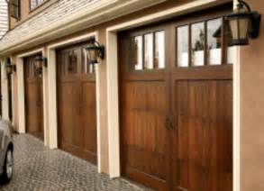 photos wood and glass carriage doors best tucson garage