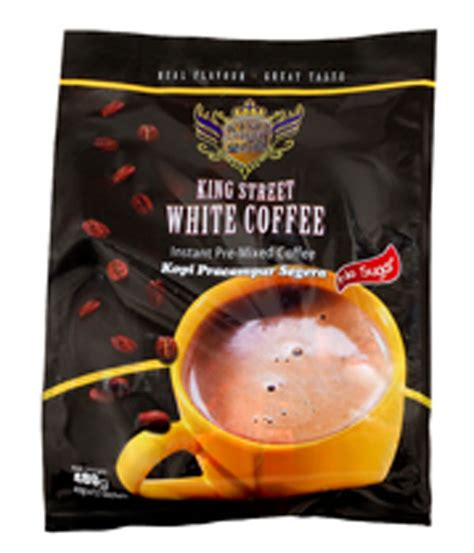 White Coffee Hazelnut king hazelnut white coffee white coffee market