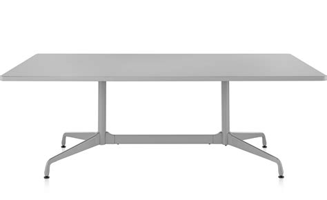 Rectangular Table Top by Eames Rectangular Table With Laminate Top Edge