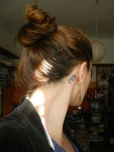 julie johnston tattoo behind ear 1000 images about behind the ear tattoo on pinterest