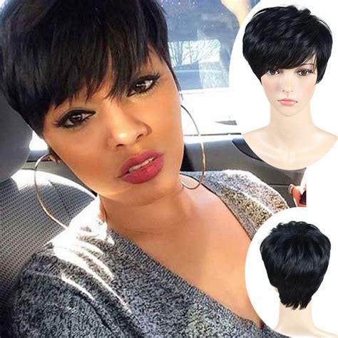 hair style galleries short wigs for black women best 25 short hair wigs ideas on pinterest short black