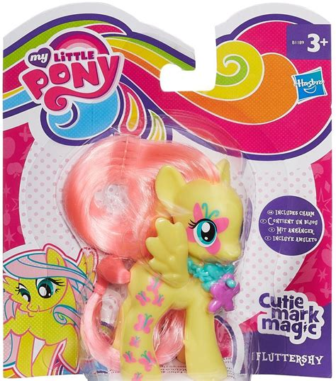 Pony Ori Hasbro hasbro b1189 my poney jaune fluttershy mon petit poney