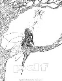 Advanced 20fairies Amp Page 1 On Colouring Book Pages Pudsey sketch template