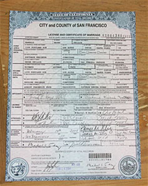 Marriage license in san joaquin county