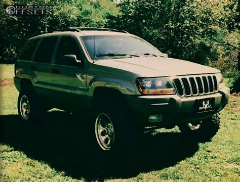 old jeep grand cherokee lifted wheel offset 2000 jeep grand cherokee aggressive 1 outside