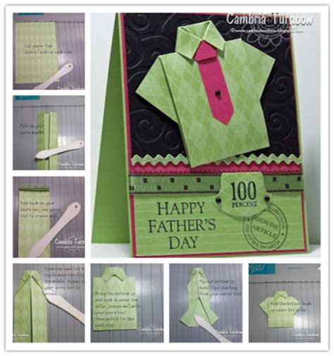 How To Make Origami Cards Step By Step - how to make origami shirt with card step by step diy
