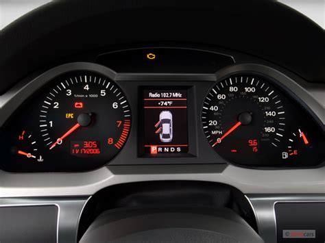 auto manual repair 2007 audi a6 instrument cluster cluster screen swap