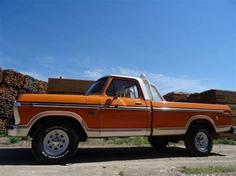 1974 Ford F100 by 1974 Ford F100 For Sale 15 Used Cars From 900