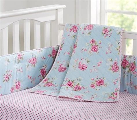 when to introduce a comforter to baby loving this cot bumper and quilt from pottery barn kids i