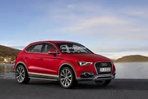 Audi q2 history photos on better parts ltd