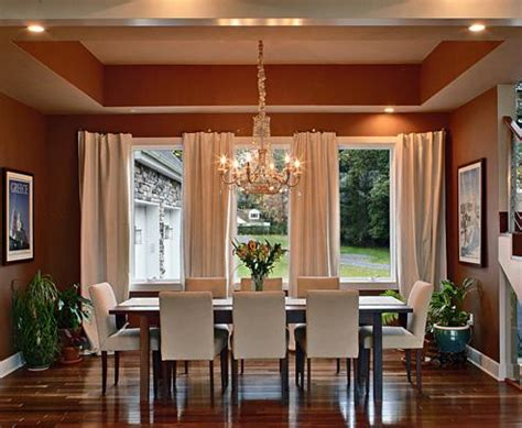 Dining Room Color Appetite Color Psychology In Room Design Luxe Home Philadelphia